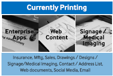 Print volumes will increase thanks to cloud printing. Today's business professionals expect to print from mobile devices, supported by a secure communication logistics environment.